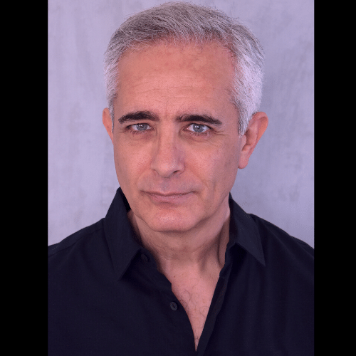 Los Angeles-based Actor and Director, Socrates Alafouzos as an official Jury Member at Constanta International Film Festival 2021