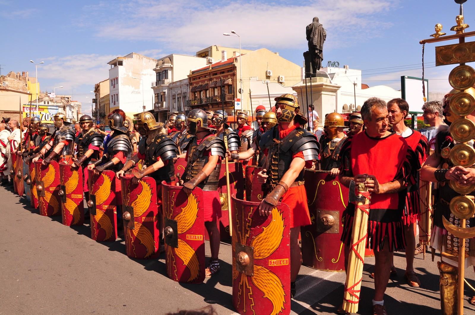 The Roman Poet Ovid, Constanta and The Film Festival